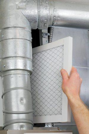 Replacing Home Air Filter