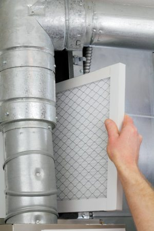 Replacing Home Air Filter
