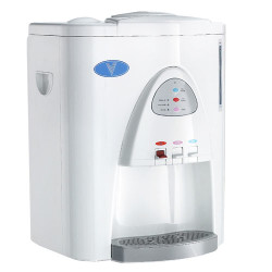 PWC-600 Tri-temp Counter Top Bottleless Water Cooler