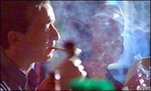 Smoke Eaters for Cigar Bars