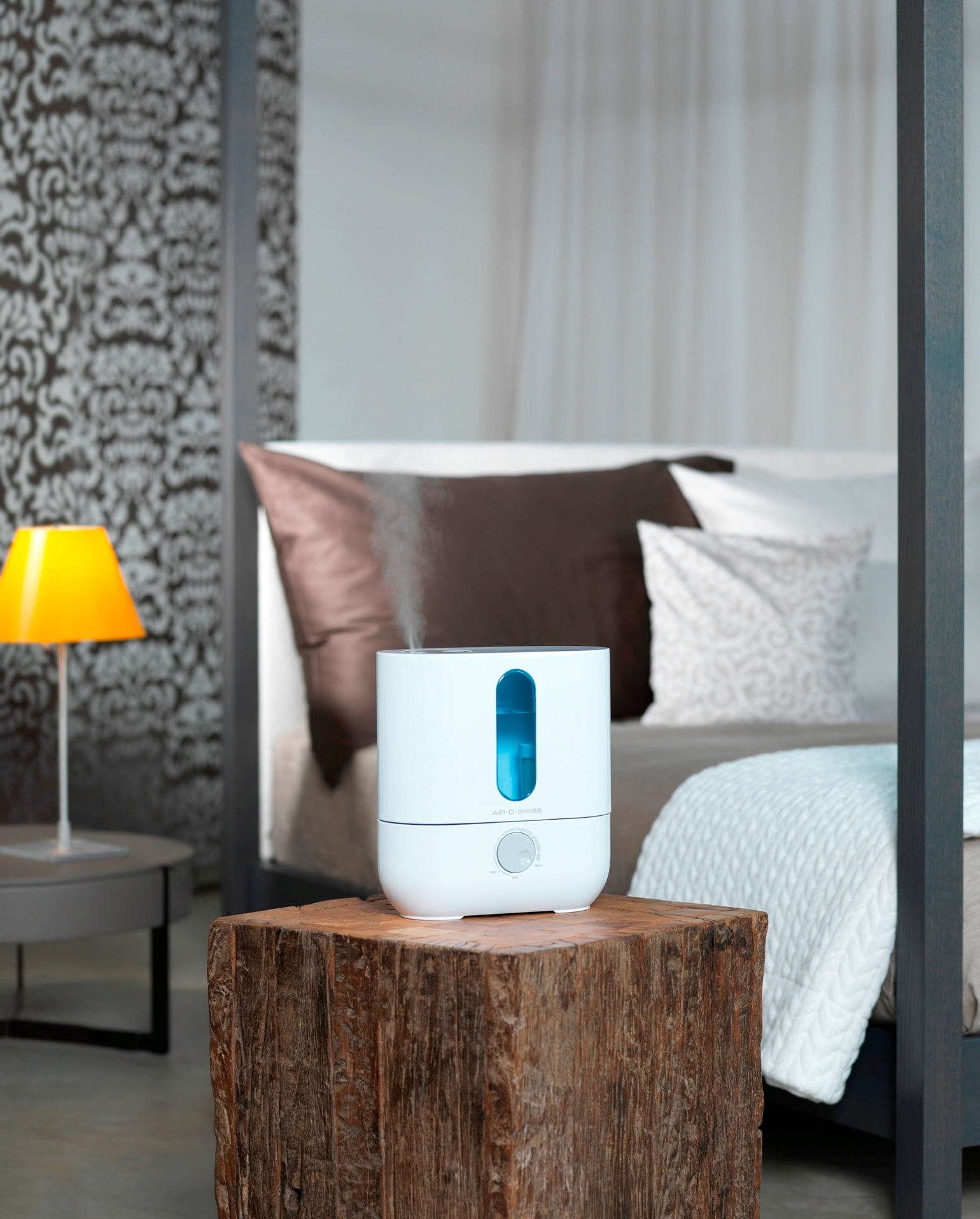 Humidifiers for Relief of Dry, Winter Air