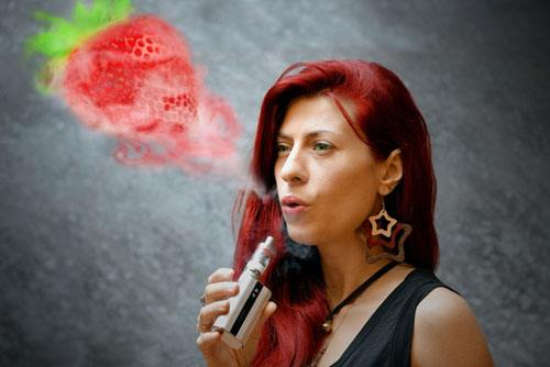 Vaping and E-Cigs - A delicious alternative to tobacco