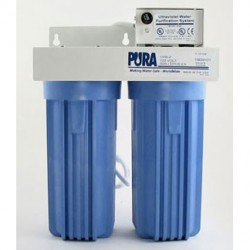 PURA UVB2 3 Stage Water Sterilizer by Hydrotech